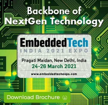 Embedded Tech India 2021 Expo Brochure